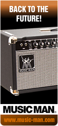 Back to the future with Music Man Amps