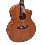 Faith Guitars - The new Mahogany Series